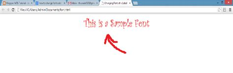 html font size and color how to change font color in html how to change font style