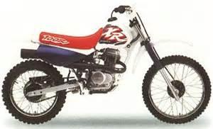 1995 Honda Xr100 Honda Xr100 Xr100r Motorcycles