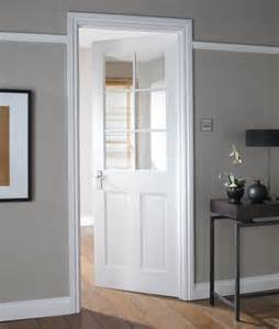 Clear Glass Interior Door B Q B Q Avesta 6 Lite Primed Clear Glazed Door Nat26ad6ptg White Customer Reviews