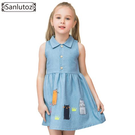 aliexpress kids online buy wholesale toddler denim dresses from china