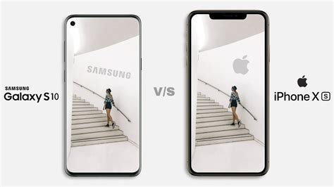 Samsung Galaxy S10 Vs Iphone Xs by Benchmarks Show Apple S 2018 Iphone Xs Beats Samsung S Upcoming 2019 Galaxy S10 In Performance