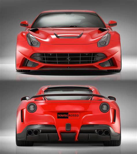 ferrari f12 novitec rosso 2013 ferrari f12 berlinetta novitec rosso n largo