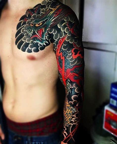 tattoo sleeve yakuza true japanese yakuza tattoo best tattoo ideas gallery