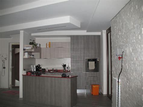 immagini cucina soggiorno foto ristrutturazione cucina soggiorno con penisola