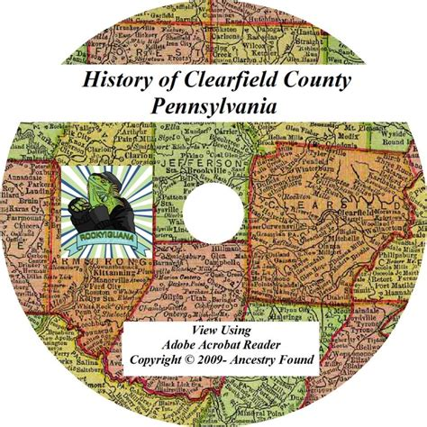 history of clearfield county pennsylvania with illustrations and biographical sketches of some of its prominent and pioneers classic reprint books 2 in 1 history of clearfield county co pennsylvania pa ebay