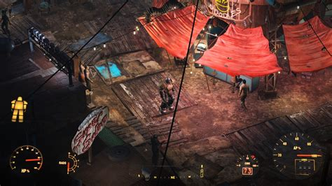 fallout 2 console new images reimagine fallout 4 as an isometric rpg vg247