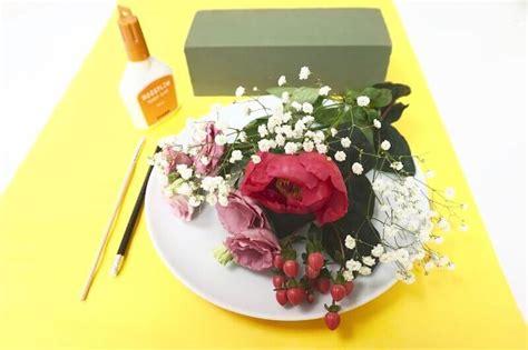 casa e tavola fai da te le lettere decorative con i fiori zigzagmom