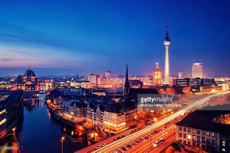 berlin city berlin city nights stock photo getty images