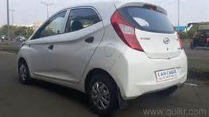 Hyundai Eon D Lite Specifications White 2012 Hyundai Eon D Lite Plus 31 000 Kms Driven In