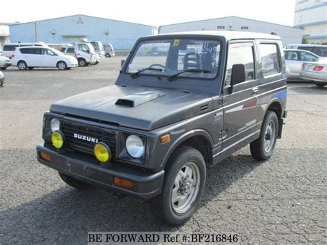 Suzuki Jimny 1990 Used 1990 Suzuki Jimny M Ja11v For Sale Bf216846 Be Forward