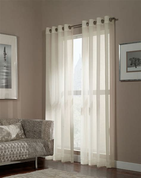sheer drapes and curtains choosing the right curtains for your space goedeker s