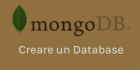 django nosql tutorial come creare il tuo primo database con mongodb devnews it