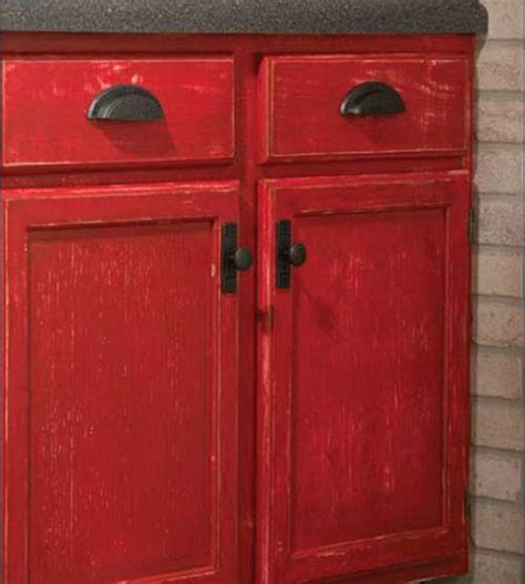 distressed kitchen furniture home dzine kitchen distress kitchen cabinets
