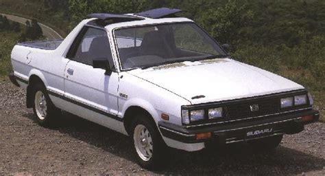 1993 subaru brat for sale 1985 subaru brat pictures cargurus