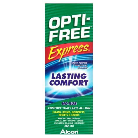 opti free express lasting comfort opti free express 355ml galinos4all