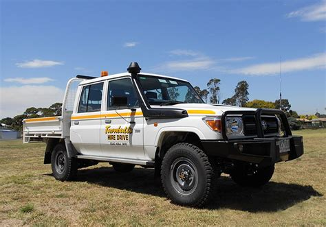 What Countries Does Toyota Operate In Turnbulls Hire 4wd Vehicle Rentals 4wd Hire Australia