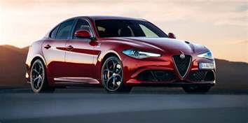Alfa Romeo Gilia 2017 Alfa Romeo Giulia Pricing And Specs