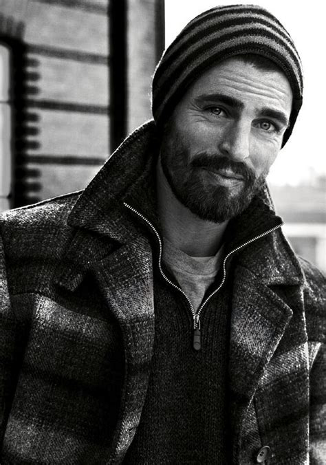 rugged and manly 45 best images about bearded on brad pitt silver foxes and brad pitt hair
