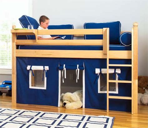 beds for little boys an overview of loft beds for kids blogbeen
