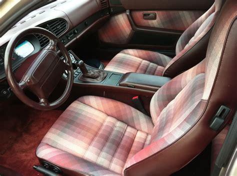 porsche turbo interior fourtitude com weirdest stupidest or just worst car