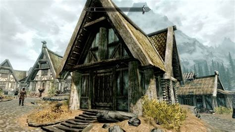 Skyrim Houses ? Where to buy and how to build a house