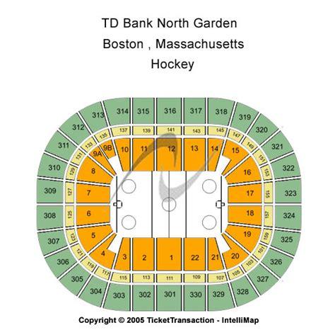 Td Bank Garden Seating Chart by Cheap Td Garden Fleet Center Tickets