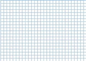 size graph paper