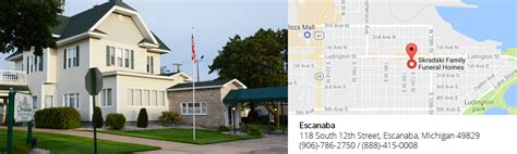 funeral home escanaba mi 28 images funeral homes