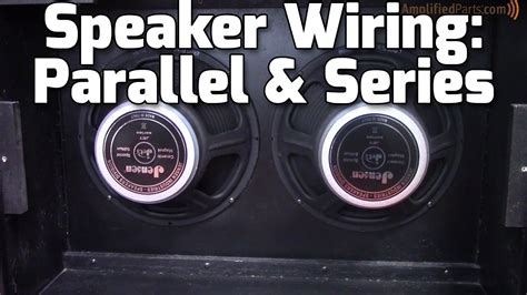 parallel wiring speakers in car 31 wiring diagram images