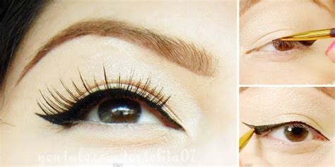youtube membuat eyeliner body and mind video tutorial cara mudah membentuk winged