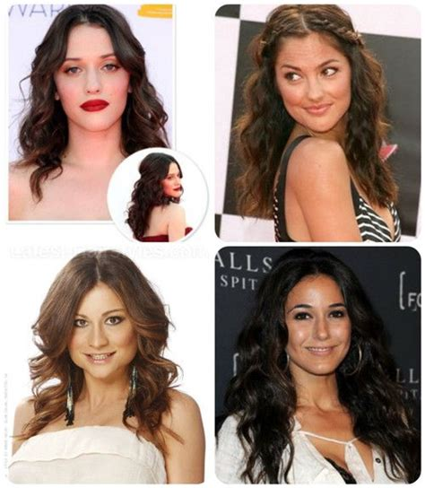 versafiber for round face wigs top 25 ideas about hairstyles for different face shape on