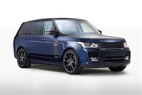 overfinch range rover and manhattan editions cost 163