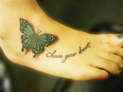 butterfly tattoo designs on foot my butterfly secret ink