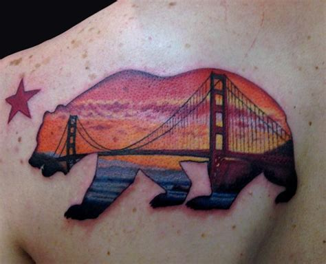 california bear with a san fran twist by marc durrant