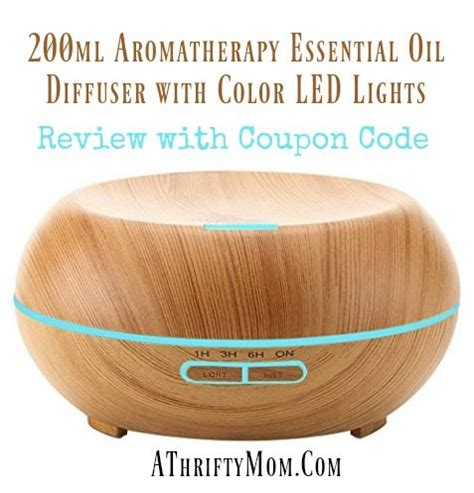 fantasy of lights promo code aromatherapy essential oil diffuser coupon code