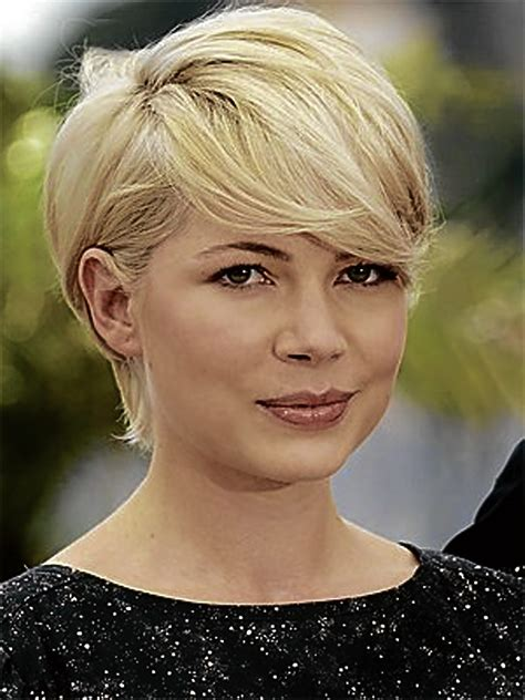 longer pixie  short thick hair women hairstyles