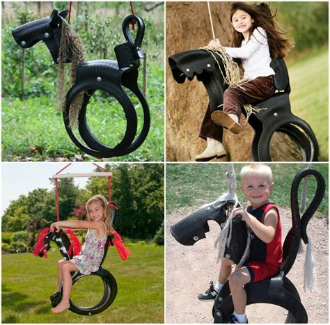 diy horse tire swing 17 best images about swing sets for jocelyn on pinterest