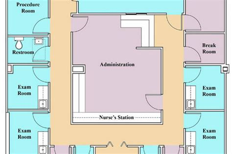 medical office floor plans medical office floor plan template plan template