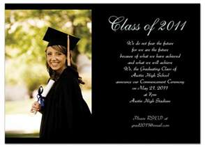 exles graduation invitation announcement black word template gi 1034