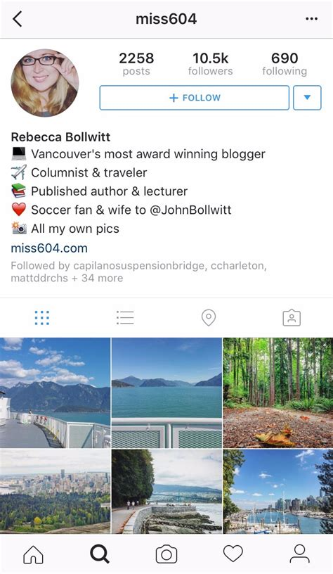 how to write a great instagram bio ideas tips and exles