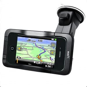 Thb Bury Motion Car Holder For Iphone 4s 4
