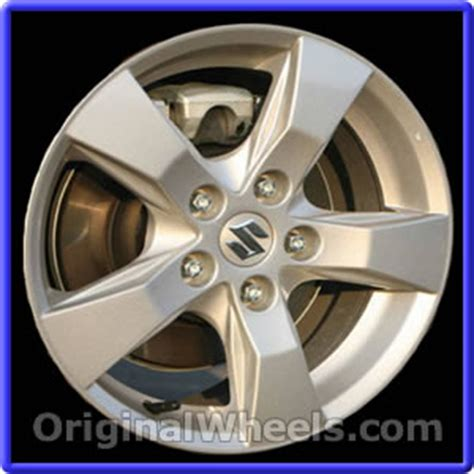 Tires For Suzuki Sx4 2010 Suzuki Sx4 Rims 2010 Suzuki Sx4 Wheels At