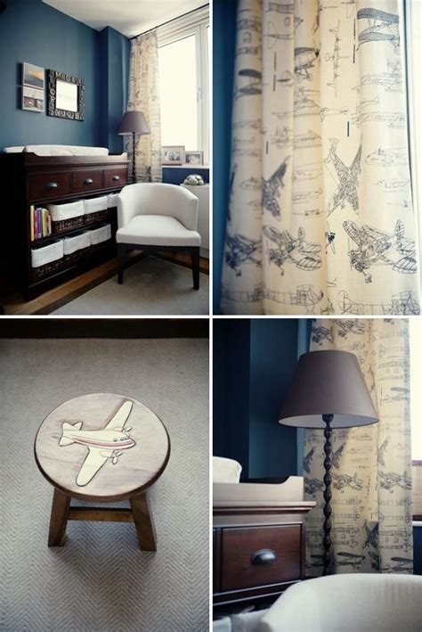 airplane decor boys zimmer 61 best images about connor s vintage airplane room on