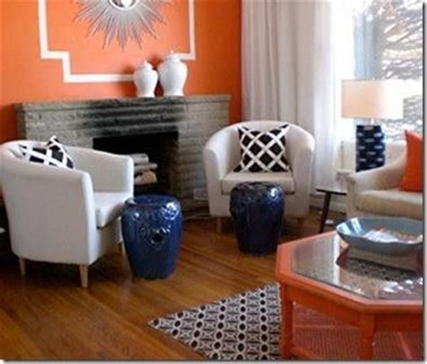 navy blue and orange living room navy and orange living room great colors like wall detail and coordinating coffee table