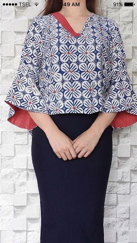 Kinanti Vest best 25 batik fashion ideas on embroidered