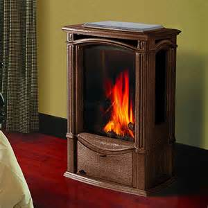 Soapstone Fireplaces Napoleon Castlemore Brown Natural Gas Direct Vent Stove
