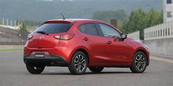 2015 mazda 2 production to shift from japan to thailand