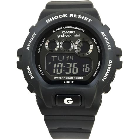 Gshock Mini Original Gmn 691 1ajf standa casio g shock mini gmn 691 1ajf black rakuten