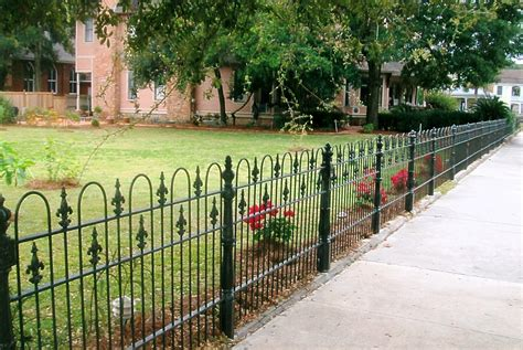 aluminum railing wrought iron stair railing drive gates