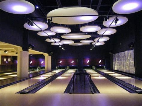Bowling Ceiling modular light panels